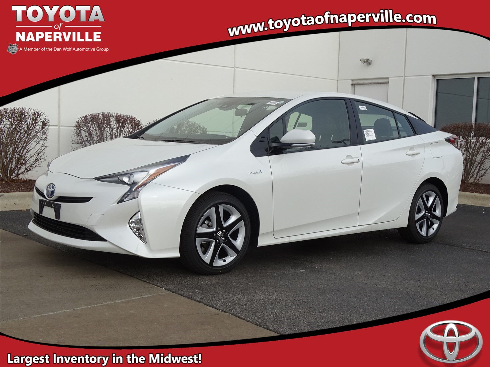 new 2017 toyota prius three touring 5d hatchback in naperville c29661 toyota of naperville. Black Bedroom Furniture Sets. Home Design Ideas